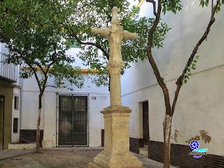 Sevilla - Plaza de Santa Marta