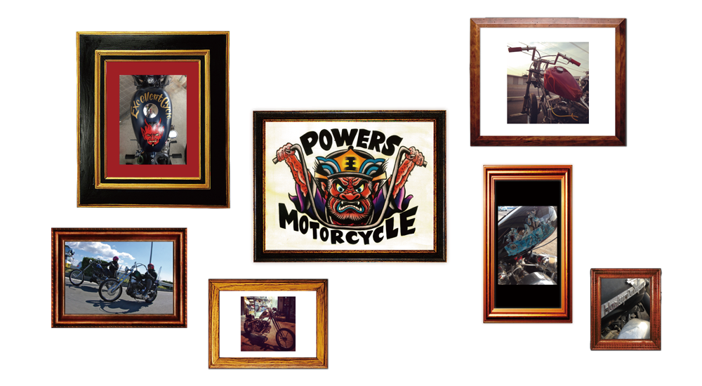 POWERS MOTOR CYCLE