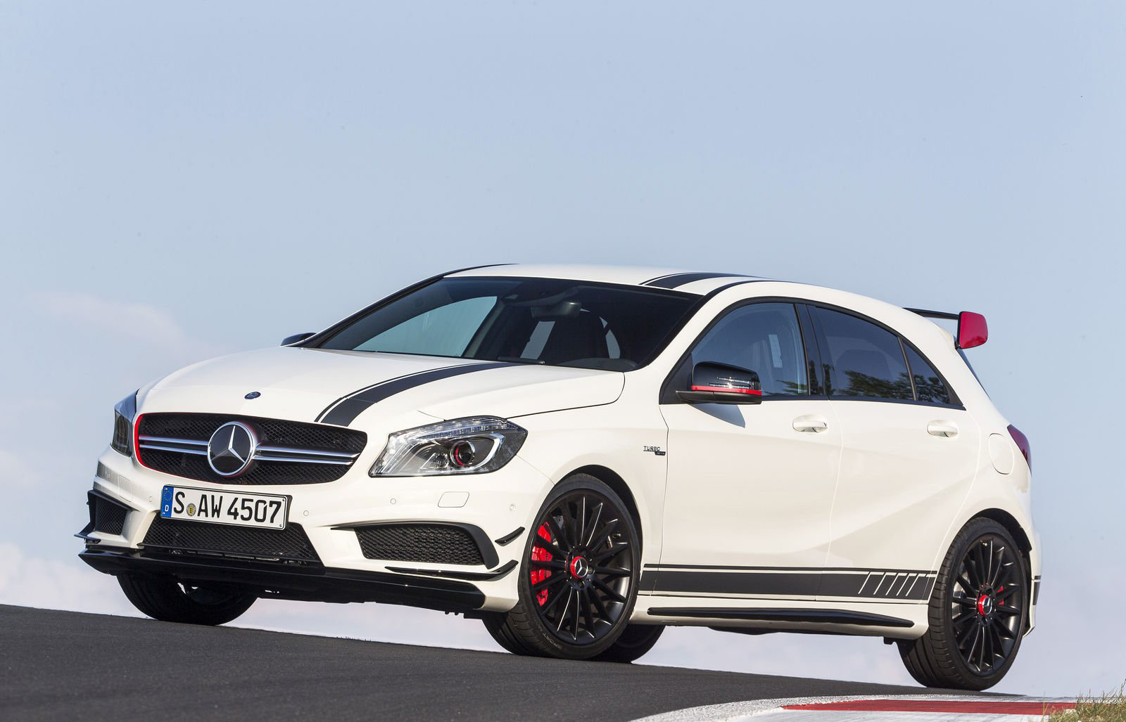 all cars nz 2013 mercedes benz a45 amg black series