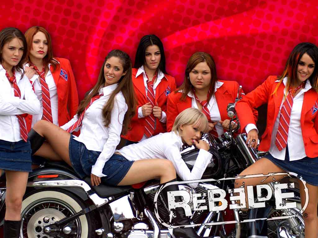 Rebelde A Mexican Telenovela About Teenage At The Elite Way School In