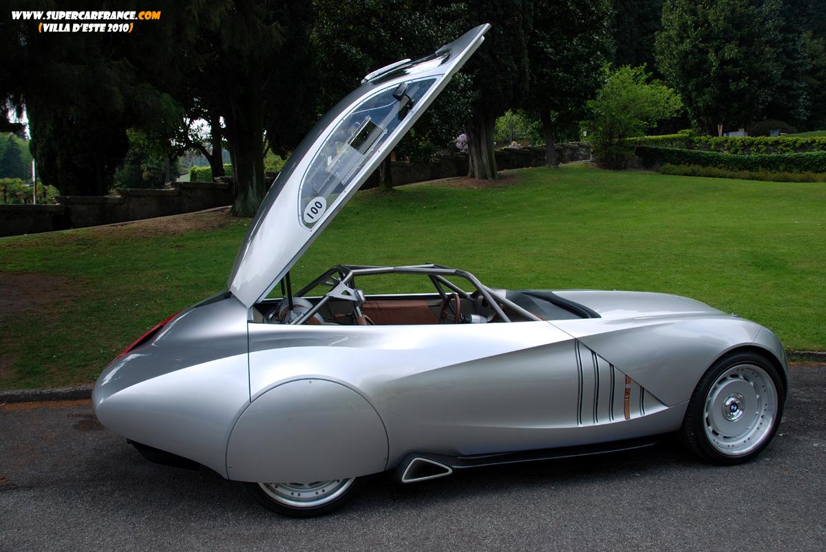 Fab Wheels Digest F W D 2006 Bmw Mille Miglia Concept