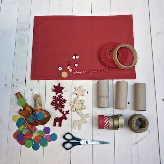 tutorial Christmas crackers, tutorial xmas crackers