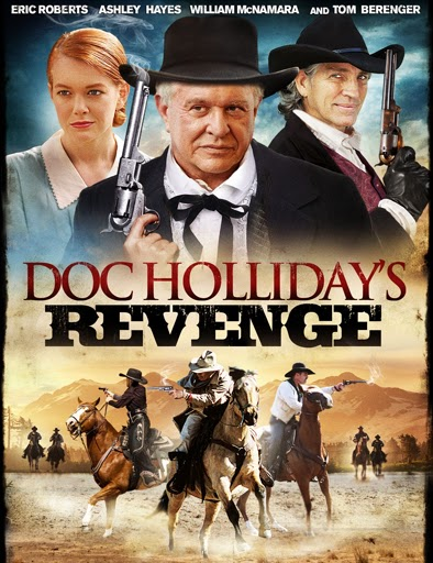 Ver Doc Holliday's Revenge (2014) Online