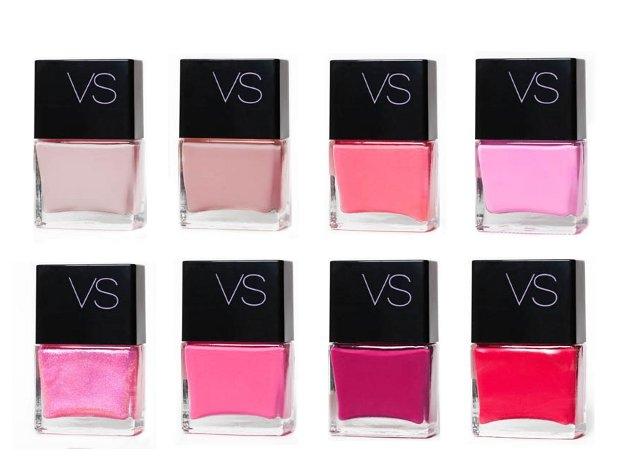 Victoria's Secret Spring/Summer 2013 Nail Polishes