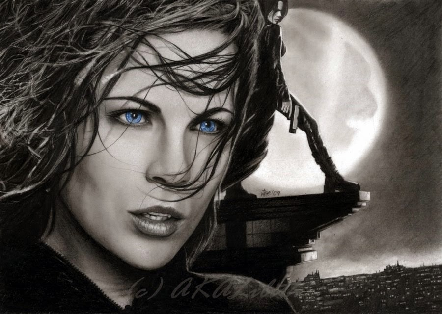 04-Underworld-Kate-Beckinsal-Kanisa-A-Lilith-Drawings-of-Actors-&-Celebrities-www-designstack-co