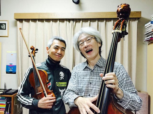 喜多直毅, Naoki Kita, 齋藤徹, Tetsu Saitoh