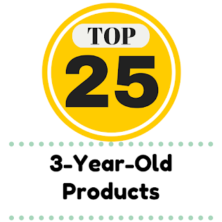 Top 25 Best of My Favorite Products for My 3-Year-Old Pre-Schooler Image