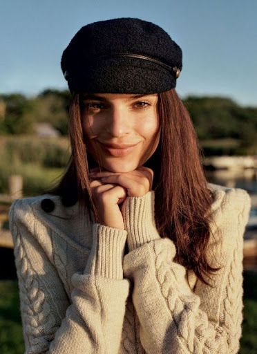 Emily Ratajkowski – Vogue Magazine November 2015 photoshoot