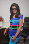 Sravya Glam pics at Linen Club launch-thumbnail-4
