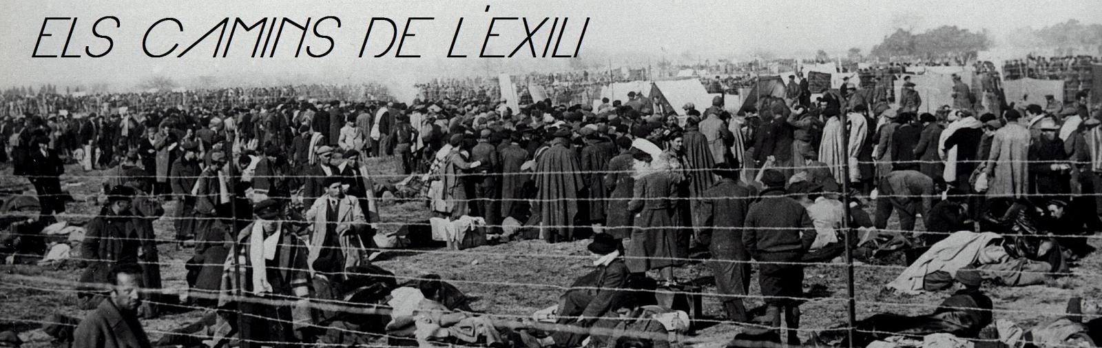 Els camins de l'exili