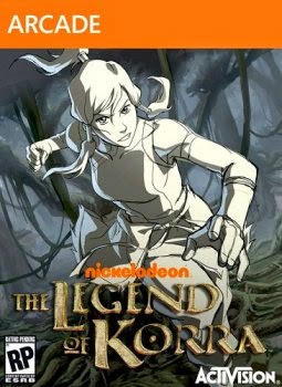 The Legend of Korra – PS3