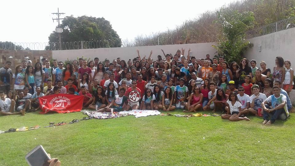 DIA NACIONAL DA JUVENTUDE 2016