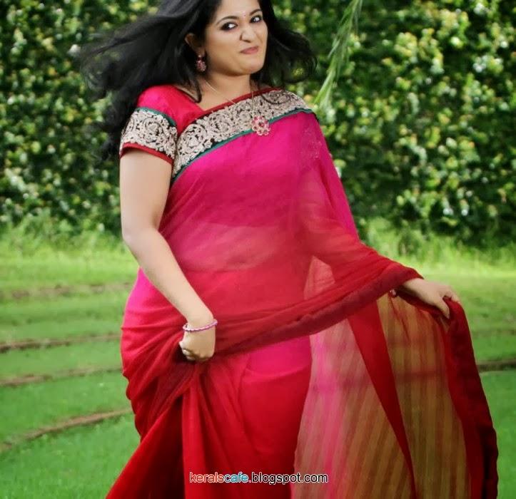 Kavya Pokkil Mula, kavya's navel visible, Kavya Madhavan Pokkil Show ...