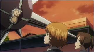 แม่นน้อยของฮิบาริปกป้องเคียวโกะ