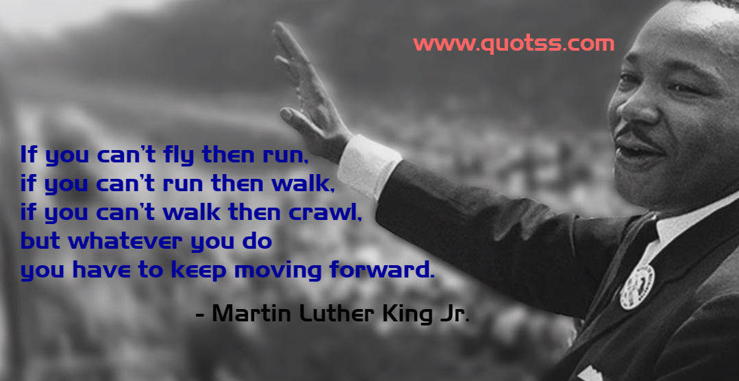 Martin Luther King Jr Quote on Quotss