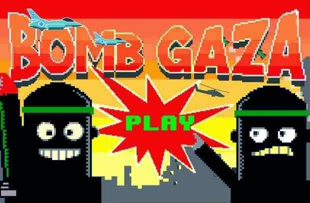 Aplikasi Bomb Gaza