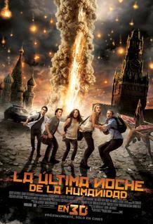 La Ultima Noche de la Humanidad – DVDRIP LATINO