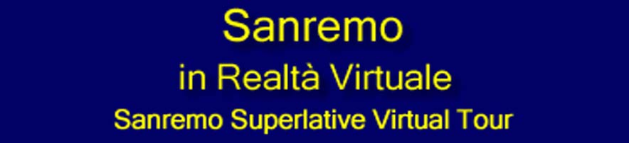 SANREMO VIRTUAL TOUR