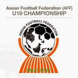 Hasil Skor Pertandingan AFF U-19 Championship 2014