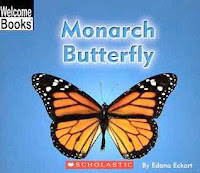 bookcover of MONARCH BUTTERFLY  (Welcome Books: Animals of the World)  by Edana Eckart
