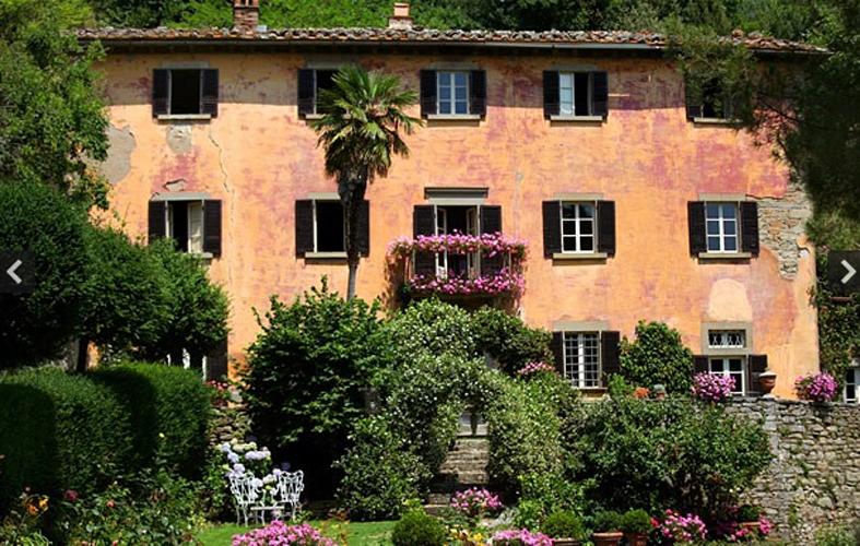 Veinte a os de vida bajo el sol de la toscana for Compro casa milano
