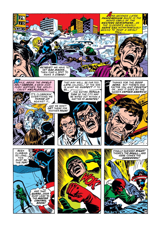 Captain America (1968) Issue #148 #62 - English 19