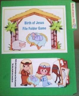 http://kidsbibledebjackson.blogspot.com/2012/11/birth-of-jesus-file-folder-game-more.html