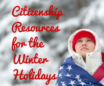 Winter Holiday Citizenship Resources