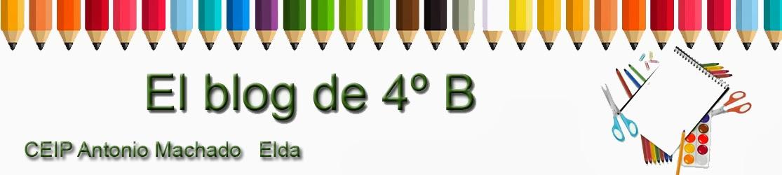 CUARTO DE PRIMARIA  B