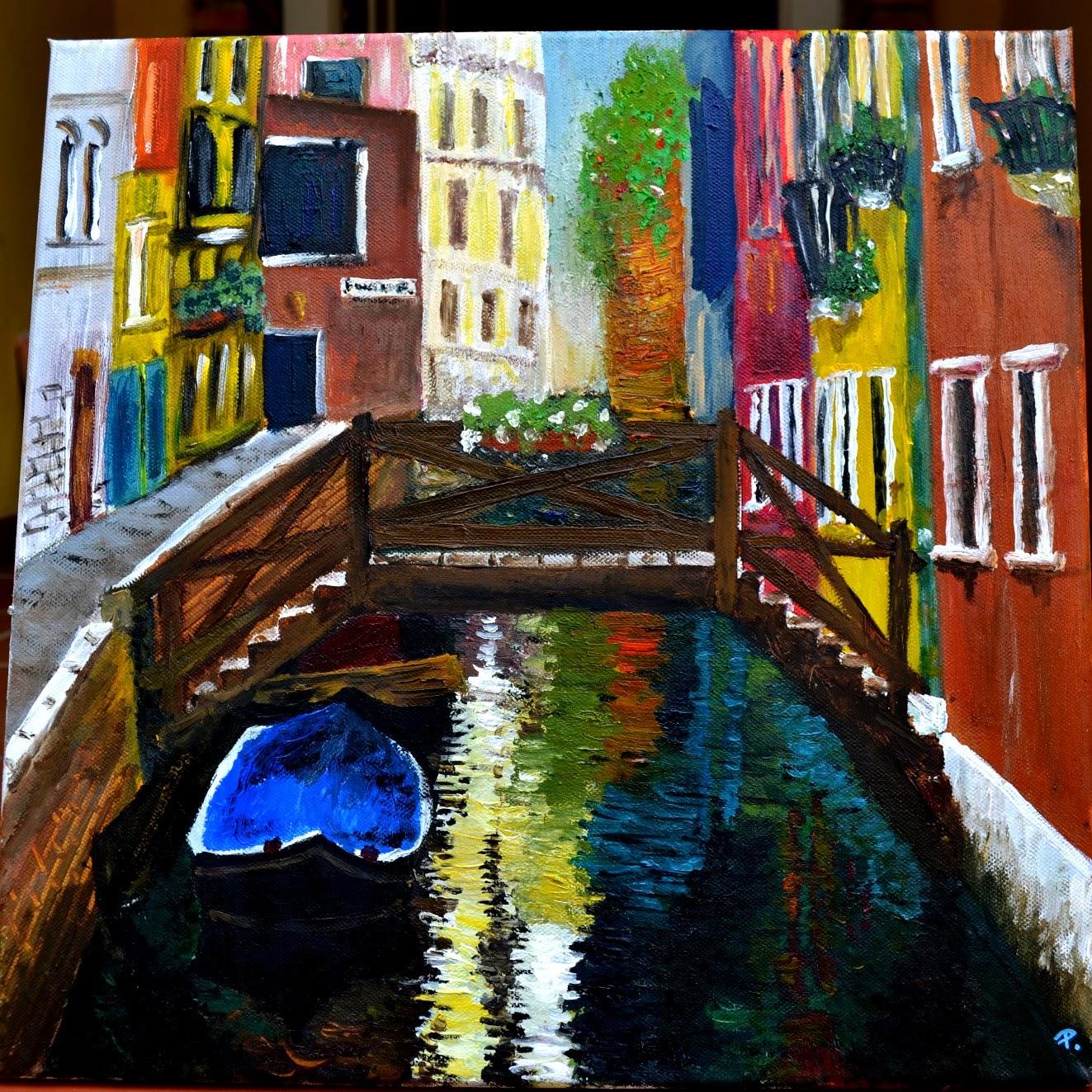 Venice Dreams