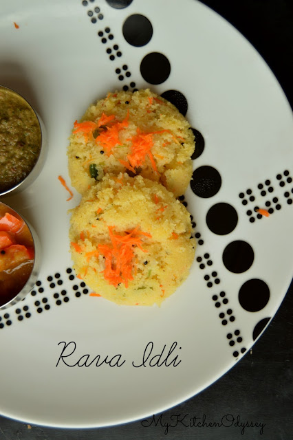 rava idli recipe3