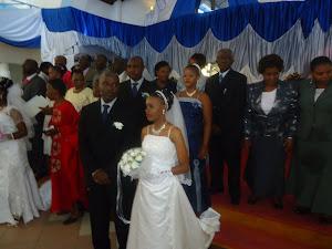 Bwana na Bibi Aaron Meena