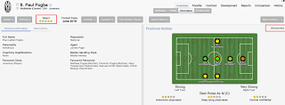 FM14 Player Profile Wonderkid