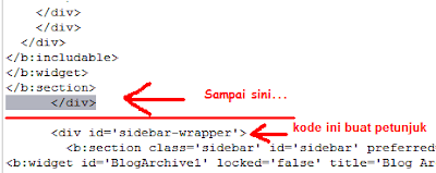 Sampai kode ini