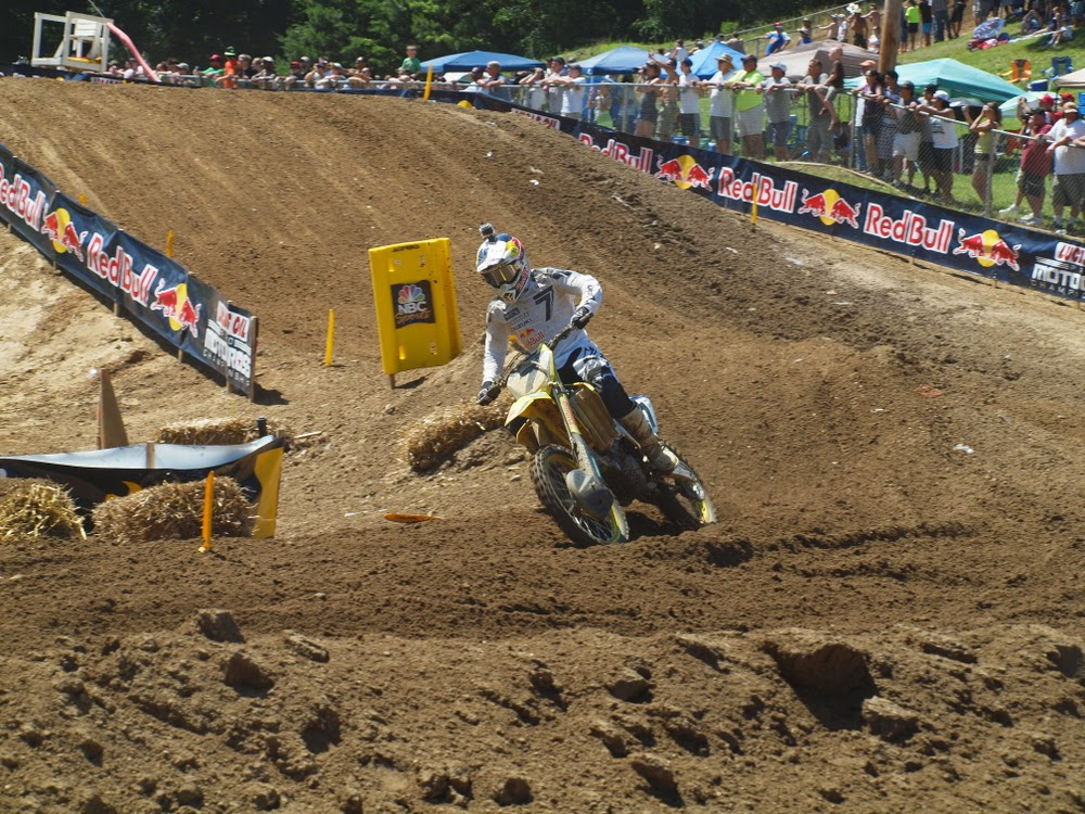 James Stewart - Budds Creek 2013