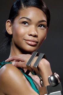 Chanel Iman Model
