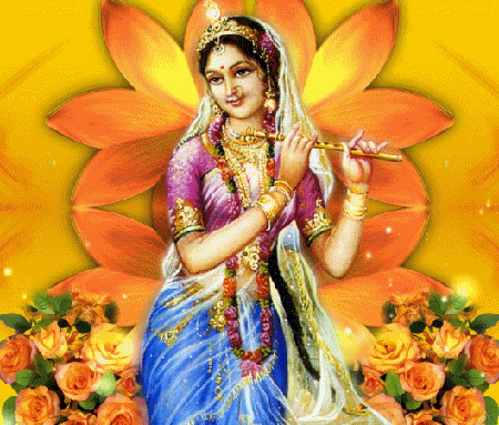Goddess Radha