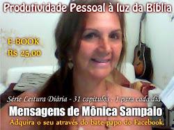 Mônica Sampaio no Facebook/Perfil: www.facebook.com/monica.sampaio1