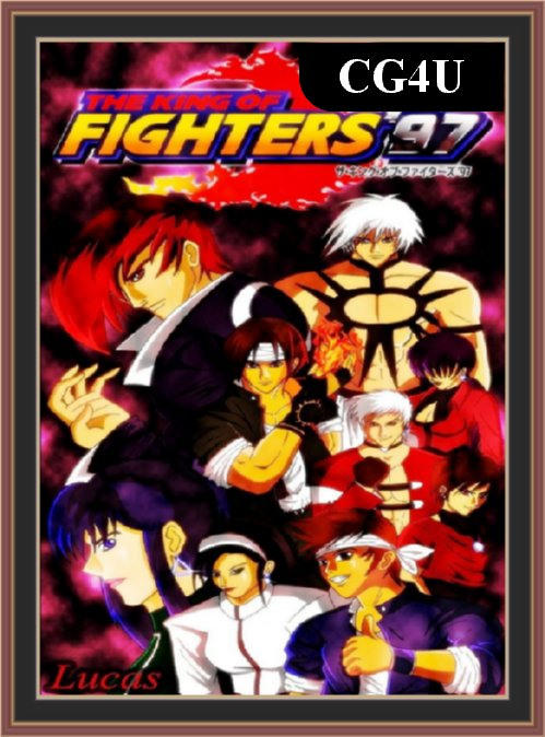 The King Of Fighters 97 Cover | The King Of Fighters 97 Poster