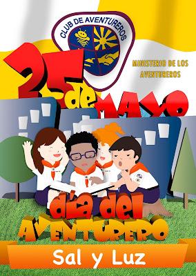 Dia del Aventurero 2013 | 25 de Mayo | Ministerio de Aventureros