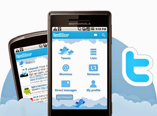 Free Download Android Twitter Apps Social Hub for Android devices