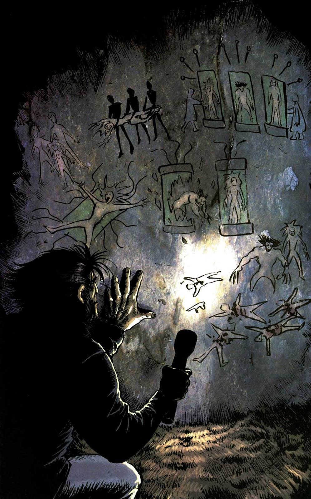Read online Wolverine (2003) comic -  Issue #14 - 17