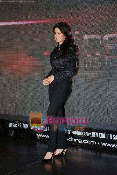 Katrina Kaif at Singh is Kinng press meet in Taj president on August 5th 2008