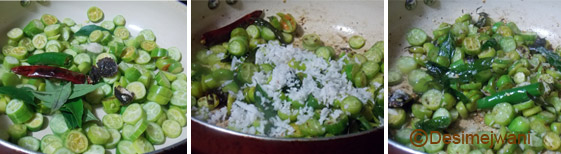 Tindora Chutney recipe step 02