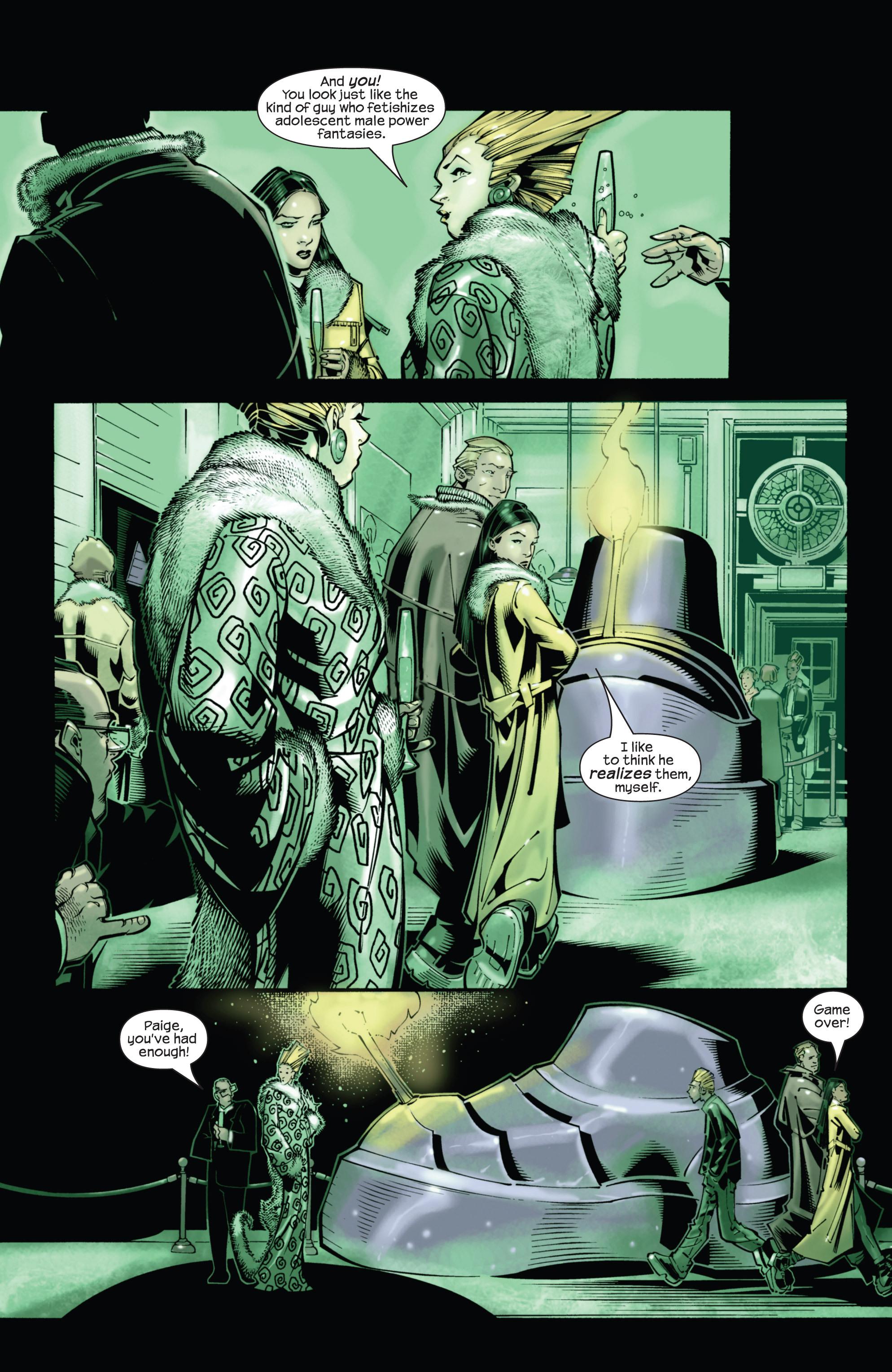 Captain America (2002) Issue #22 #23 - English 7