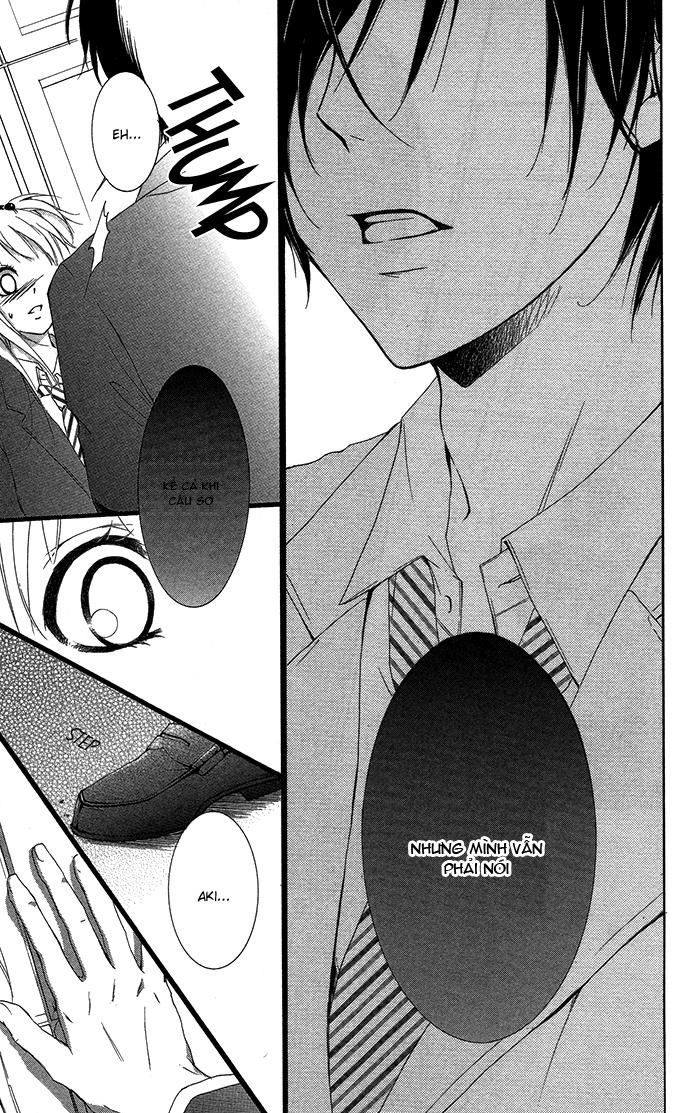 Kanojo ga Kare ni Ochiru Riyuu: Chapter 4