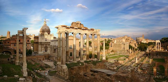 7 Reruntuhan Bangunan Paling Megah Dalam Sejarah Dunia