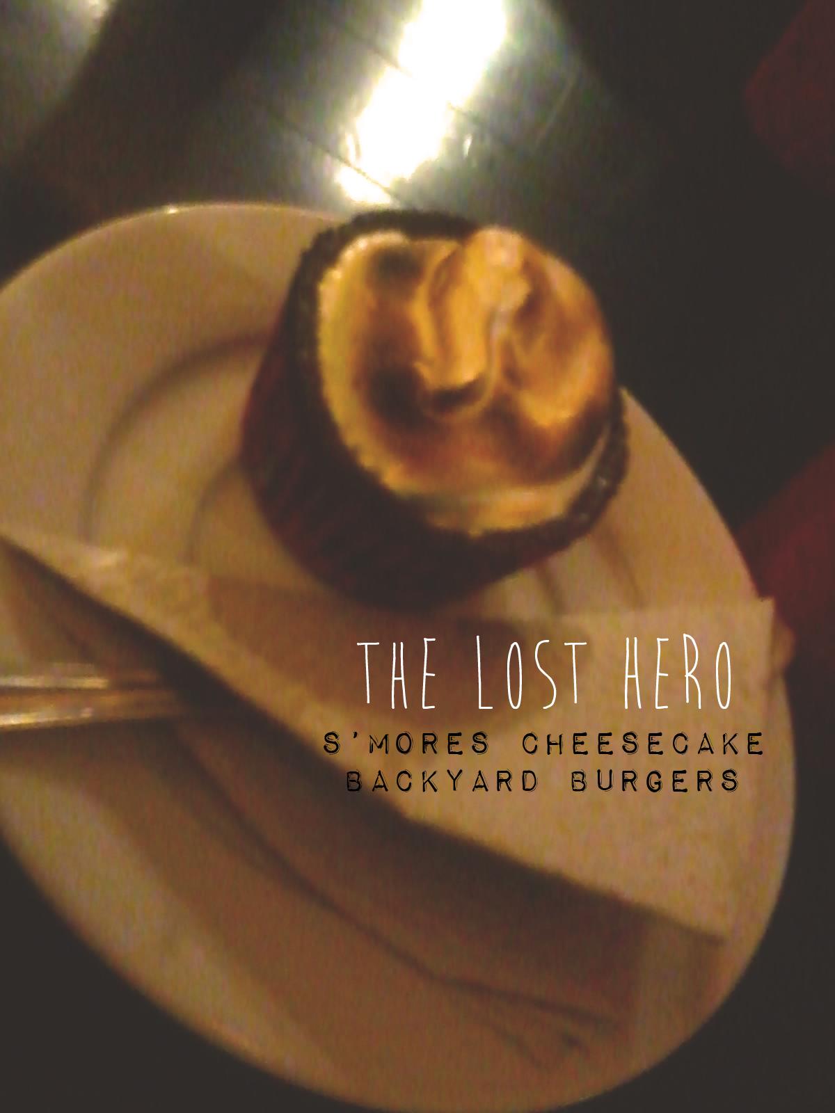 backyard burgers the lost hero