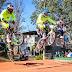 Bicicross tem briga acirrada pela liderança neste domingo