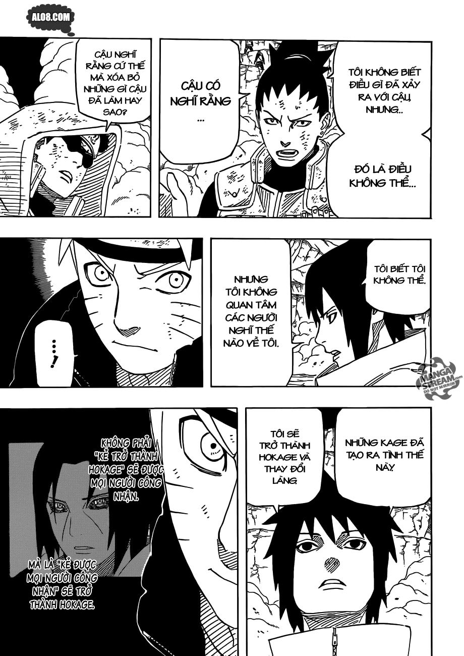 Naruto chap 631 Trang 13